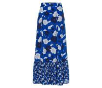 Skirt royalblau / weiß