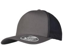 Cap '110 Trucker' basaltgrau / schwarz