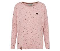 Sweater 'Gräfenberg-Zone' rosa