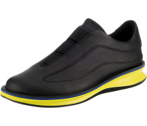 Sneakers gelb / schwarz