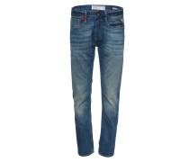 5-Pocket-Jeans 'Newbill' blue denim