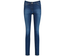 Jeans 'best4Me' dunkelblau