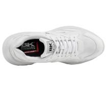 Sneaker 'Galaxy' weiß