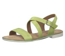 Sandalen apfel
