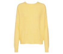 Pullover 'vmtida LS' gelb