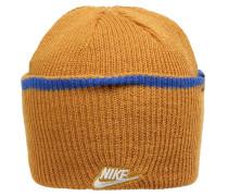 Mütze goldgelb