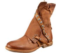 Boots 'Biker' cognac
