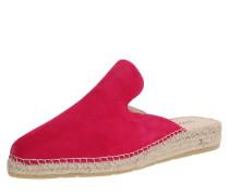Slipper 'Marrakesh' pink
