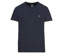 T-Shirt 'Chamisso Tee' dunkelblau