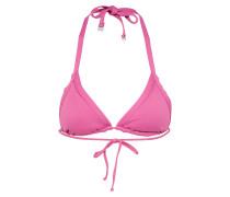 Bikinioberteil 'Slide Tri' pink