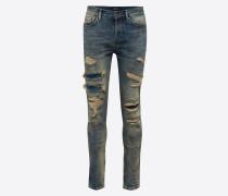 Skinny Jeans 'Morten' blue denim