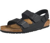 Sandale 'Milano' schwarz