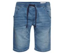 Shorts 'aedan slim blue jogger bermuda' blue denim