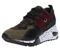 Sneaker Low 'clif' khaki