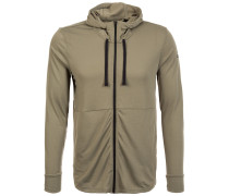 Workout Lite Trainingskapuzenjacke Herren