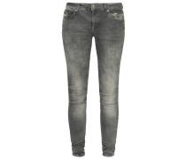 Jeans 'Eva' grey denim