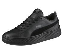 'Smash Platform' Sneaker schwarz