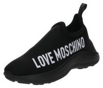 Sneaker 'super Heart' schwarz