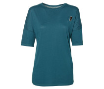Essentials T-Shirt türkis / aqua