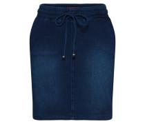 Jeans Minirock navy