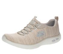 Sneaker 'Empire D'lux' beige / silber