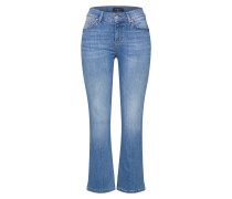 Jeans 'pcdelly' blue denim
