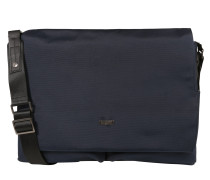 Messenger Bag 'Contratempo' navy / schwarz