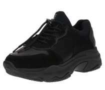 Sneaker 'Baisley' schwarz