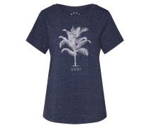 T-Shirt 'today Good DAY B' blau
