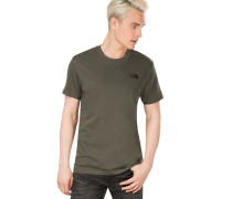 T-Shirt 'Simple Dom' taupe
