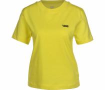 T-Shirt ' Junior V Boxy ' gelb