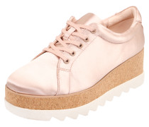 Sneaker mit Plateau 'ibywia' rosé