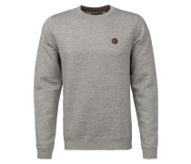 Sweatshirt 'Milo' hellgrau