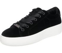'Bertie' Sneakers schwarz / weiß
