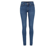 Skinny Jeans 'delly' blue denim