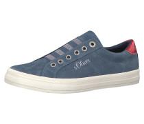 Sneakers Low blue denim