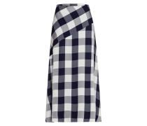 Skirt nachtblau / weiß