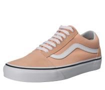 Sneaker 'old Skool' apricot / weiß