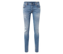 Jeans 'Sleenker Skinny Fit 886Z' blue denim