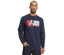 High Value Crew Sweatshirt dunkelblau