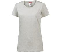 'easy' T-Shirt hellgrau