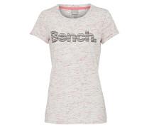 T-Shirt beigemeliert