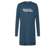 Nachthemd taubenblau