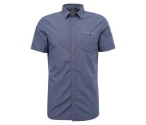 Kurzarmhemd indigo / dunkelblau