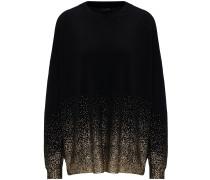 Pullover gold / schwarz