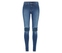 Jeggings 'Plenty' blau