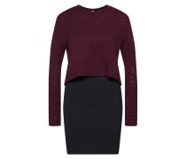 Kleid 'turner' rot / schwarz