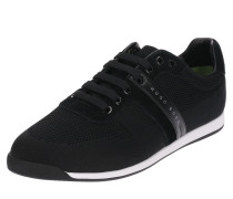 Sneaker 'Maze' schwarz