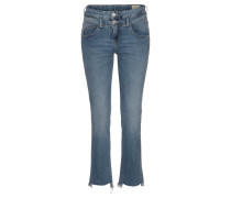 Jeans 'baby Cropped' blue denim