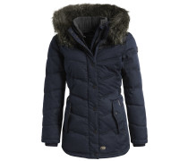 Jacke 'winsen II With RIB Collar' blau